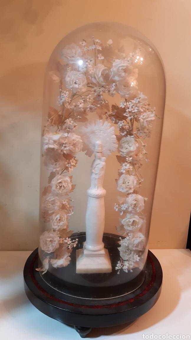 Arte: Fanal con Virgen del Pilar - Foto 5 - 242002370