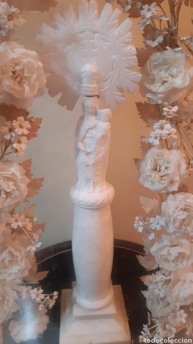 Arte: Fanal con Virgen del Pilar - Foto 6 - 242002370