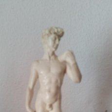 Arte: ESCULTURA PARA DECORACION Y COLECION HECHA EN RESINA MAD IN ITALY. Lote 242332285