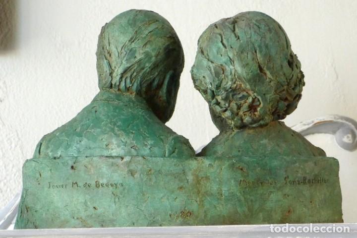 Arte: Escultura de Javier M.de Bedoya y Mercedes Sanz-Bachiller - Foto 3 - 243972445