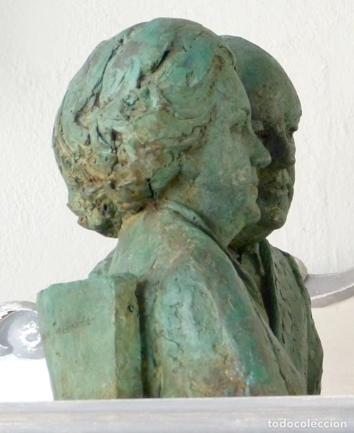 Arte: Escultura de Javier M.de Bedoya y Mercedes Sanz-Bachiller - Foto 4 - 243972445
