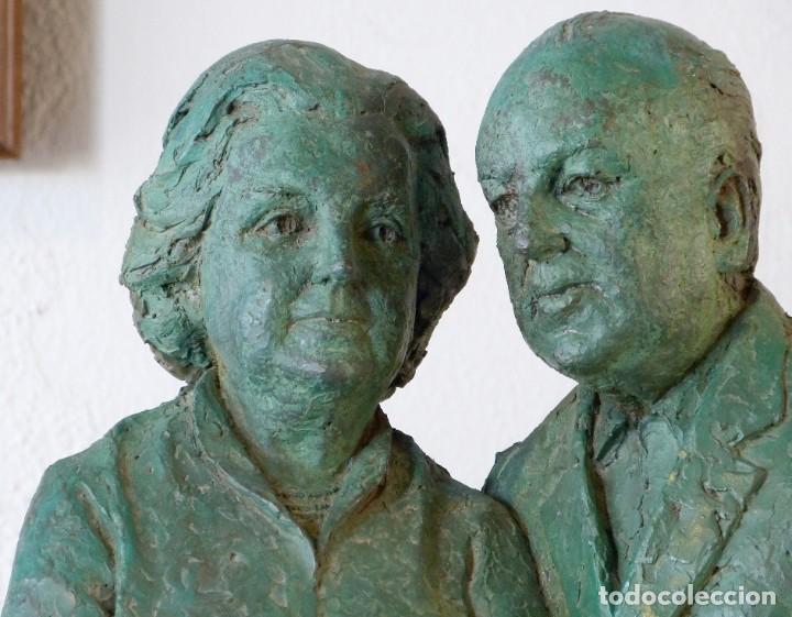 Arte: Escultura de Javier M.de Bedoya y Mercedes Sanz-Bachiller - Foto 5 - 243972445
