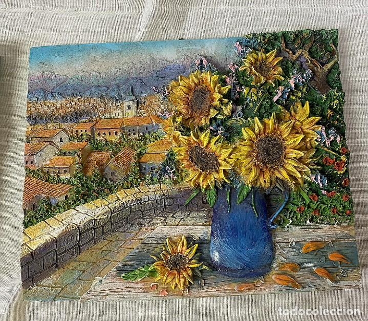 Arte: Cuadros pintados sobre resina - Foto 3 - 244521740