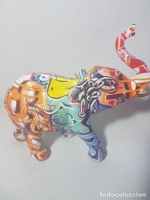 Arte: Elefante Graffiti - Foto 2 - 244609090