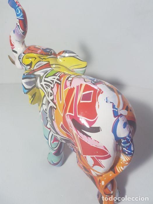 Arte: Elefante Graffiti - Foto 3 - 244609090