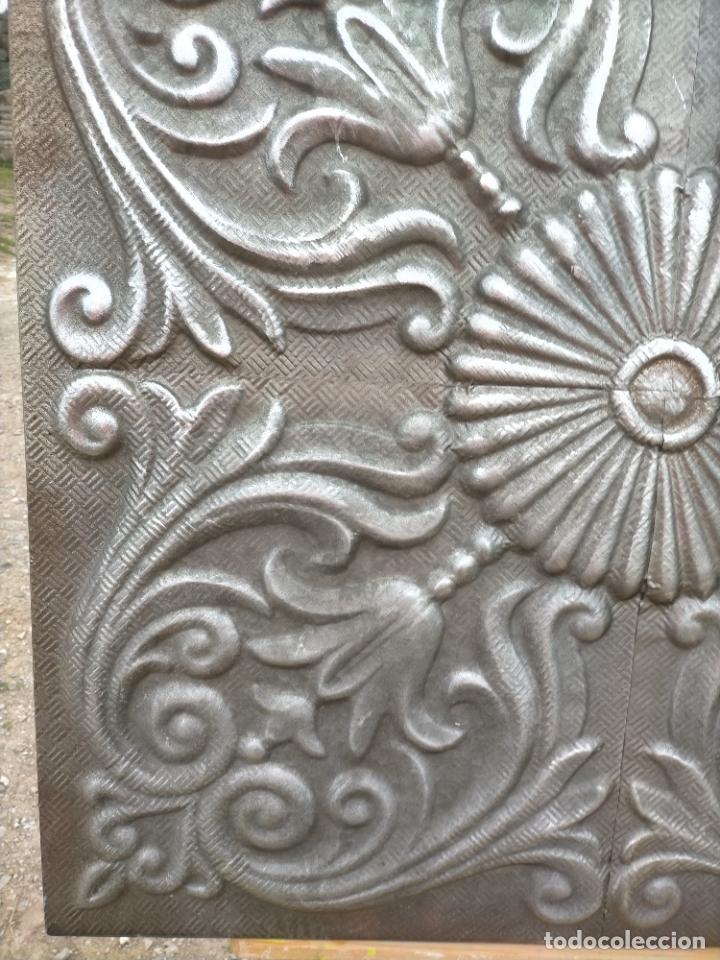 Arte: Cuadro escultura hecho con plancha de hierro prensada - Foto 7 - 245960480