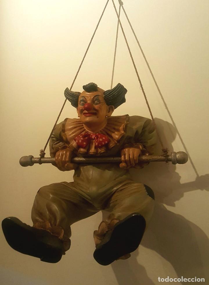 Arte: Jun Asilo 1996. Clown Pagliaccio - Foto 4 - 249455285