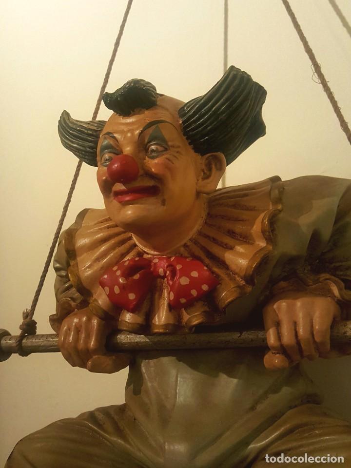 Arte: Jun Asilo 1996. Clown Pagliaccio - Foto 5 - 249455285