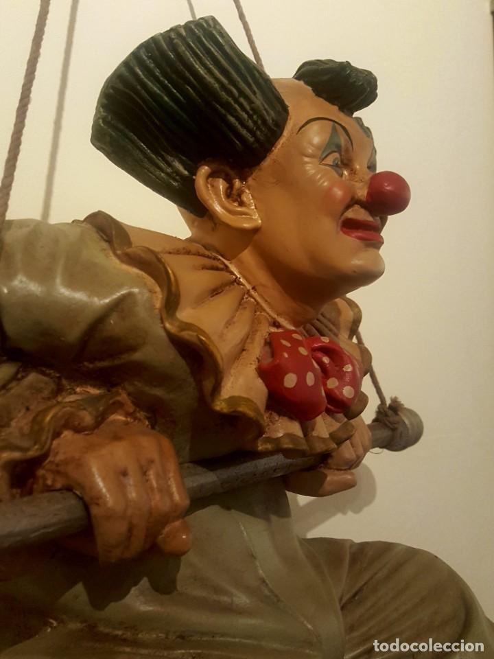 Arte: Jun Asilo 1996. Clown Pagliaccio - Foto 6 - 249455285