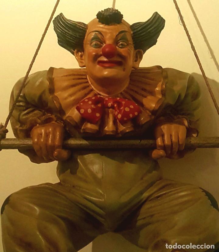 Arte: Jun Asilo 1996. Clown Pagliaccio - Foto 7 - 249455285