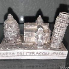 Arte: OTROS GOYO - REPRODUCCIÓN PIAZZA DEI MIRACOLI - PISA - RESINA - AA99. Lote 252233390