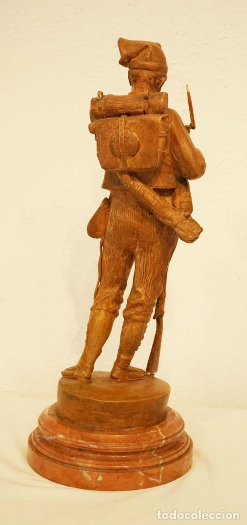 Arte: JOSEP CAMPENY SANTAMARIA (1858-1922) - LOS VOLUNTARIOS CATALANES DE LA GUERRA DE AFRICA DE 1860. - Foto 7 - 254579730