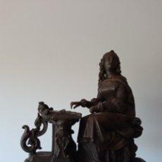 Arte: ESCULTURA EN BRONCE, FRANCÉS S XIX. Lote 254680450