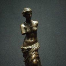 Arte: '' VENUS '' FIGURA DE BRONCE S. XIX. Lote 257291840