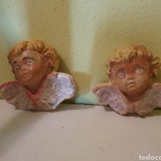 Arte: FIGURAS DE ANGELES REALIZADAS EN TERRACOTA. Lote 261965885