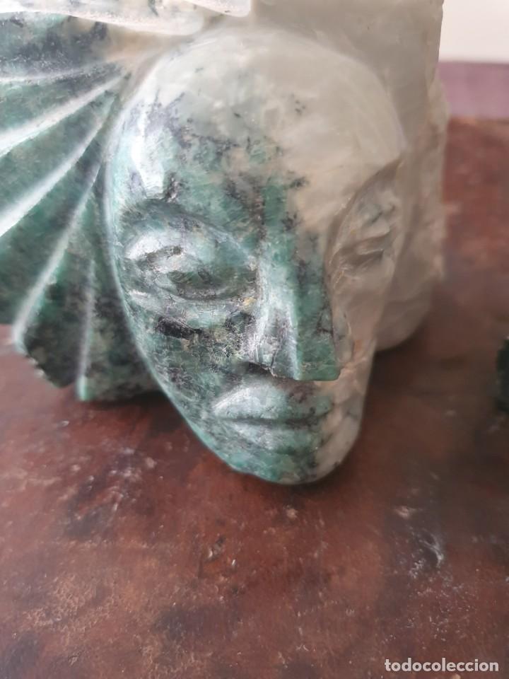 Arte: Preciosas esculturas talladas sobre piedra - Foto 3 - 261998415