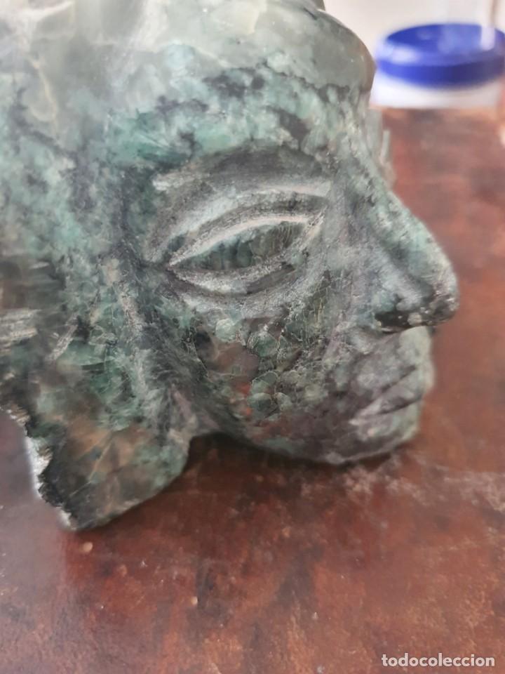 Arte: Preciosas esculturas talladas sobre piedra - Foto 5 - 261998415