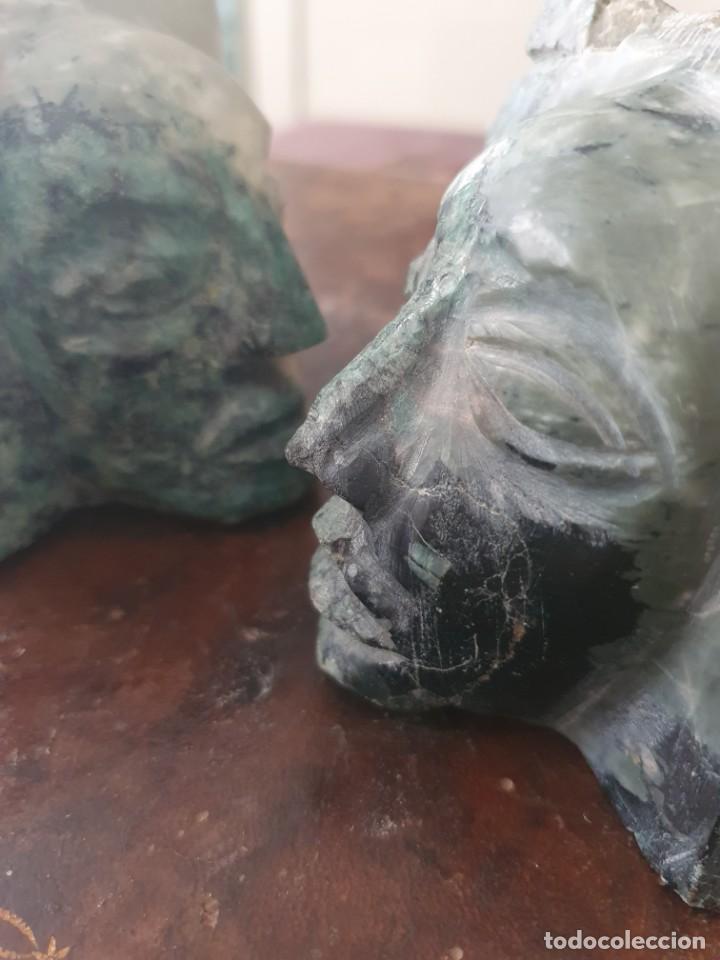 Arte: Preciosas esculturas talladas sobre piedra - Foto 6 - 261998415