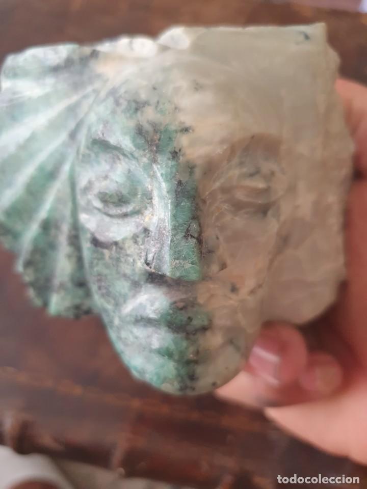 Arte: Preciosas esculturas talladas sobre piedra - Foto 8 - 261998415