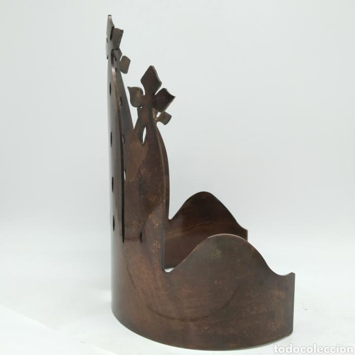 Arte: Sagrada Familia hecha en Hierro de la escultora de Barcelona HELENA AGUSTÍ i MARAGALL - Foto 4 - 263242510