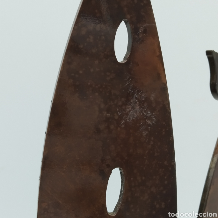 Arte: Sagrada Familia hecha en Hierro de la escultora de Barcelona HELENA AGUSTÍ i MARAGALL - Foto 6 - 263242510