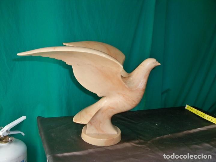 Arte: Figura de resina PALOMA - Foto 2 - 263280395