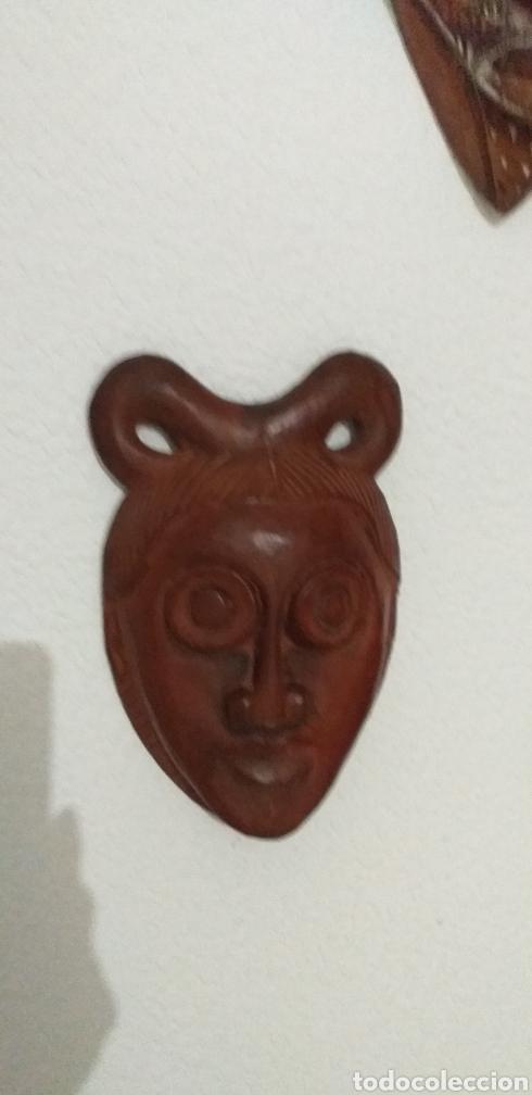 Arte: Coleccion de 5 mascaras - Foto 5 - 264160388