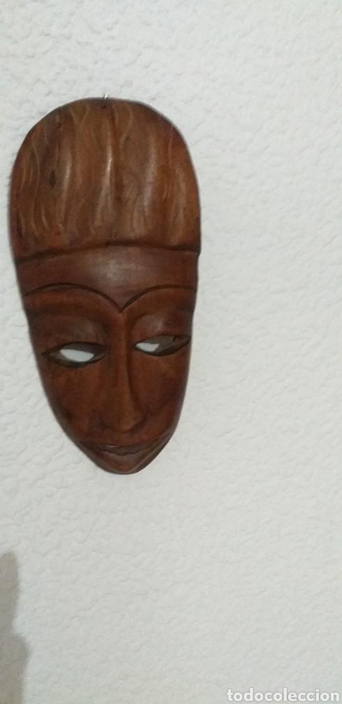 Arte: Coleccion de 5 mascaras - Foto 6 - 264160388