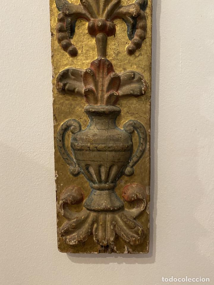 Arte: Pilastra, renacimiento, segunda mitad del siglo XVI. - Foto 2 - 267092364