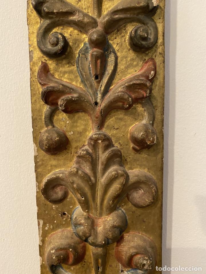 Arte: Pilastra, renacimiento, segunda mitad del siglo XVI. - Foto 3 - 267092364