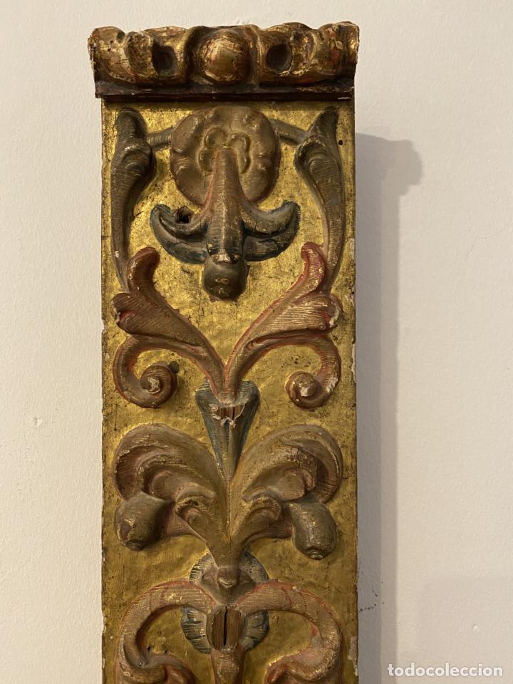 Arte: Pilastra, renacimiento, segunda mitad del siglo XVI. - Foto 4 - 267092364