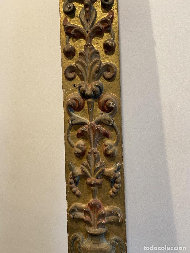 Arte: Pilastra, renacimiento, segunda mitad del siglo XVI. - Foto 6 - 267092364
