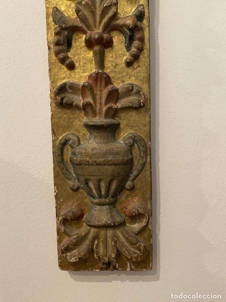 Arte: Pilastra, renacimiento, segunda mitad del siglo XVI. - Foto 10 - 267092364