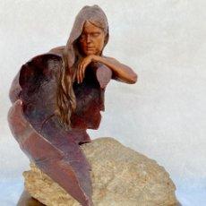 Arte: JOSEP BOFILL. ESCULTURA OTOÑO JOSEP BOFILL. Lote 269748323