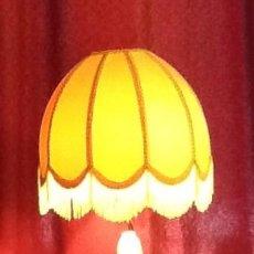 Arte: LAMPARA TULIPA FIGURA ORIENTAL. Lote 270096438