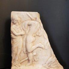 Arte: RELIEVE CLÁSICO MARMOL SIGUIENDO MODELOS ROMANOS. Lote 270217383