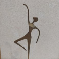 Arte: PRECIOSA ESCULTURA DE BRONCE (BAILARINA). Lote 272064523