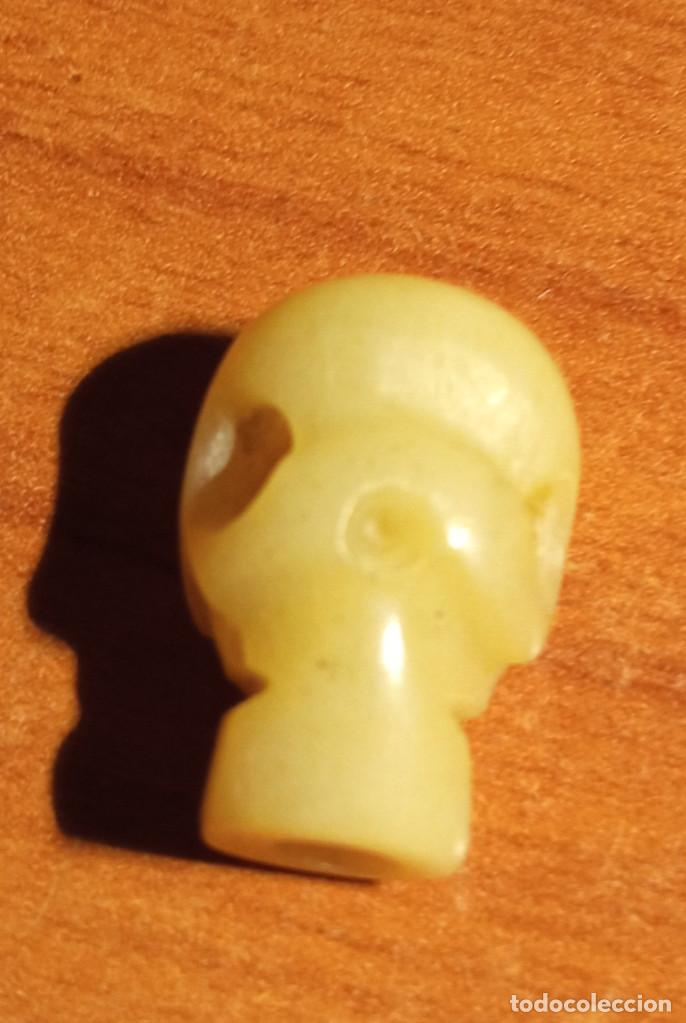 Arte: Calavera tallada en hueso - Foto 4 - 272302943