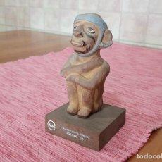 Art: ESCULTURA DE LA CULTURA NAYAIT EN CERAMICA 400-1000 D.C., REPLICA. Lote 273761268