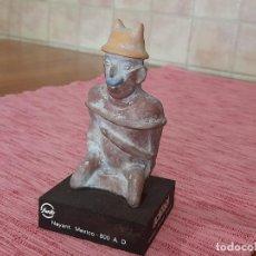 Art: ESCULTURA DE LA CULTURA NAYAIT EN CERAMICA 800 D.C., REPLICA. Lote 273762978