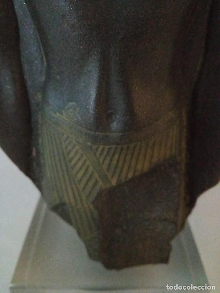 Arte: Escultura reproducción de Amenemhat III - Foto 7 - 273988368