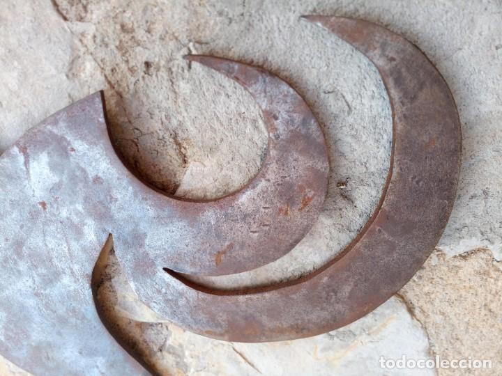Arte: Gallo galo. Escultura en plancha metálica - Foto 3 - 278383513