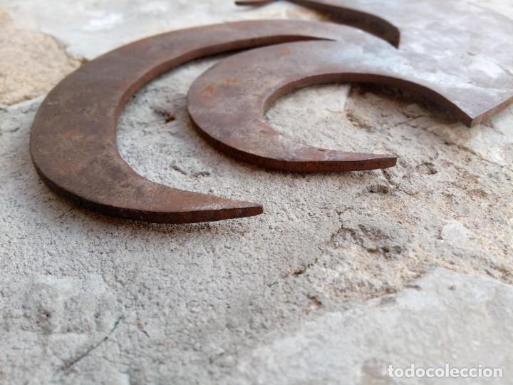 Arte: Gallo galo. Escultura en plancha metálica - Foto 6 - 278383513