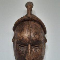 Arte: MÁSCARA. TRIBU IGBO. NIGERIA. ÁFRICA. SIGLO XX. Lote 284719273