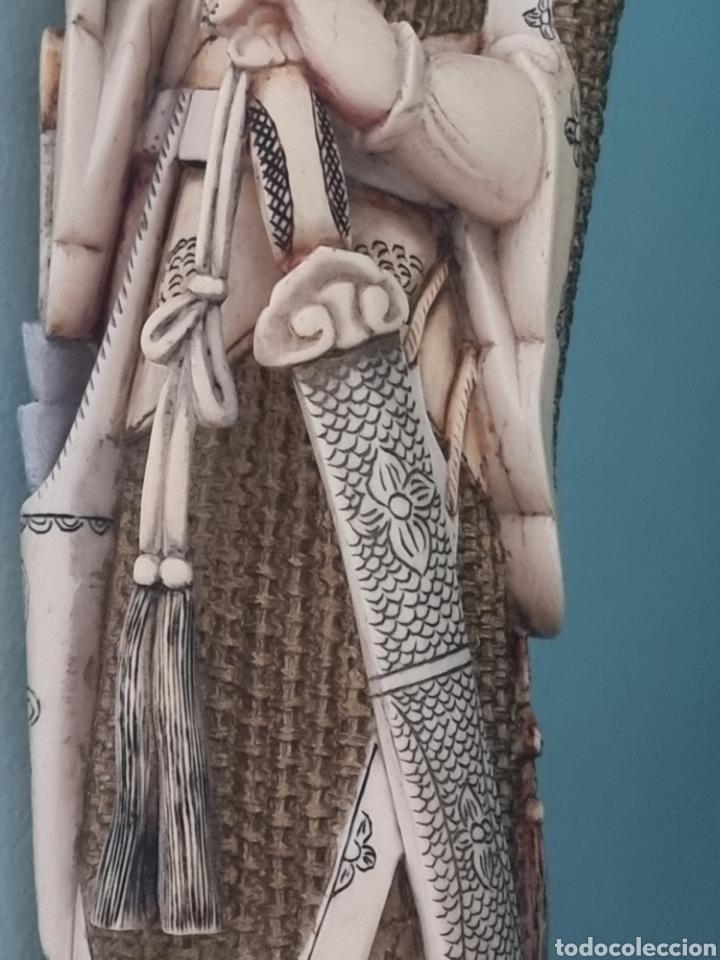 Arte: Geisha marfil chino china - Foto 6 - 286974028