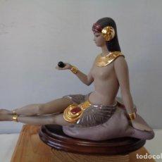 Arte: ¡¡ CLEOPATRA. CON UNA PERLA NEGRA. !!. Lote 287847043