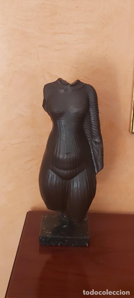 REPRODUCCION NEFERTITI MUSEO LOUVRE (Arte - Escultura - Resina)