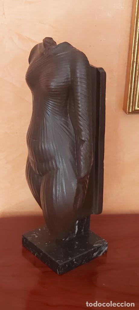 Arte: reproduccion nefertiti museo louvre - Foto 2 - 288945913