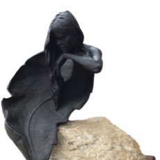 Arte: ESCULTURA DE JOSEP BOFILL FIRMADA Y NÚMERADA 1534/3999-D. Lote 289418983