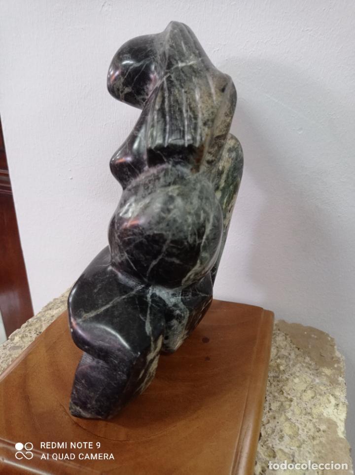 Arte: Escultura en piedra del escultor de prestigio internacional Francisco Narváez. - Foto 4 - 289652088